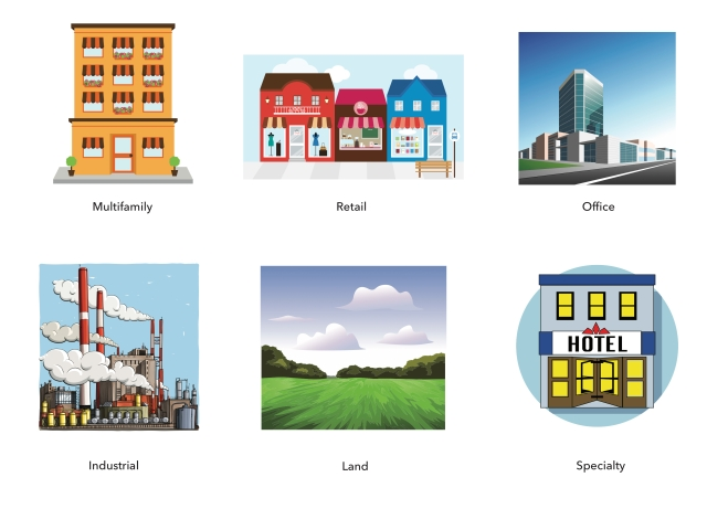 Types of Commercial Properties
